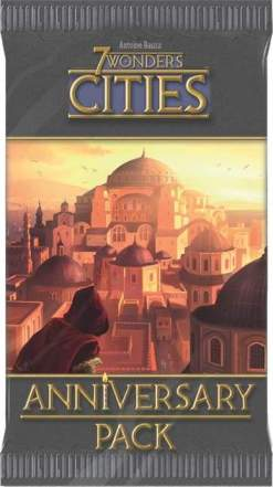 Image 7 Wonders Anniversary Pack Cites Booster