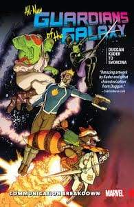 Image ALL NEW GUARDIANS OF GALAXY TP VOL 01 COMMUNICATION BREAKDOWN