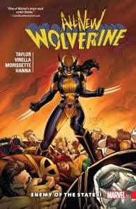 Image ALL NEW WOLVERINE TP VOL 03 ENEMY OF STATE II