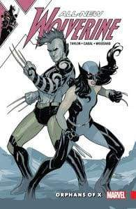 Image ALL NEW WOLVERINE TP VOL 05 ORPHANS OF X