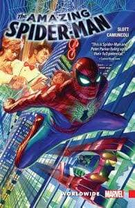 Image AMAZING SPIDER-MAN WORLDWIDE TP VOL 01