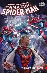 Image AMAZING SPIDER-MAN WORLDWIDE TP VOL 02