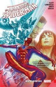 Image AMAZING SPIDER-MAN WORLDWIDE TP VOL 03