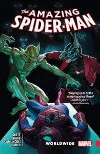 Image AMAZING SPIDER-MAN WORLDWIDE TP VOL 05