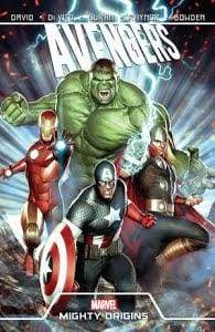 Image AVENGERS MIGHTY ORIGINS TP