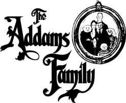 Image Addams Family (2019) - Vinyl Keychain Series Blind Box