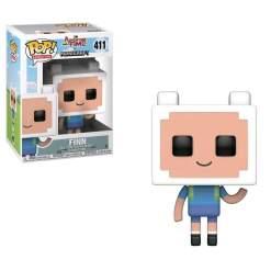 Image Adventure Time x Minecraft - Finn Pop!