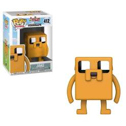 Image Adventure Time x Minecraft - Jake Pop!