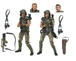 "Image Aliens - 7"" Colonial Marines 2Pk"
