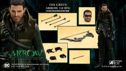 Image Arrow - Green Arrow (Season 7) Deluxe 1:8 Scale Action Figure