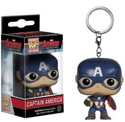 Image Avengers 2 - Captain America Pop! Keychain