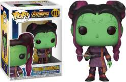 Image Avengers 3 - Young Gamora with Dagger Pop!