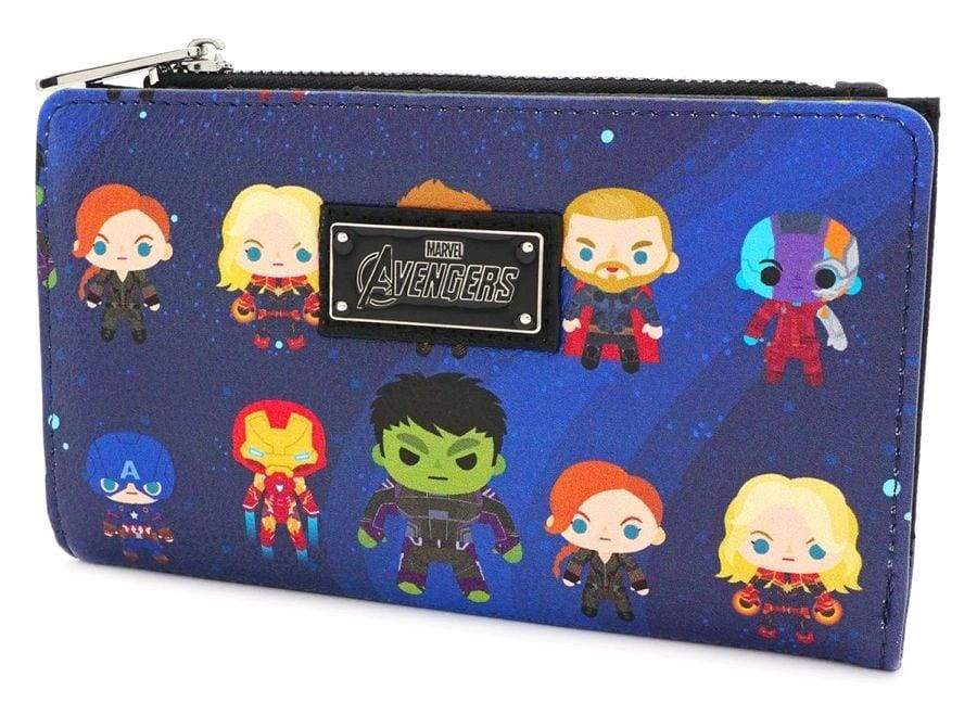 Avengers 4 – Chibi Print Mini Purse