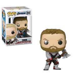Image Avengers 4: Endgame - Thor (Team Suit) Pop! Vinyl