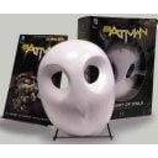 Image BATMAN COURT OF OWLS BOOK & MASK SET