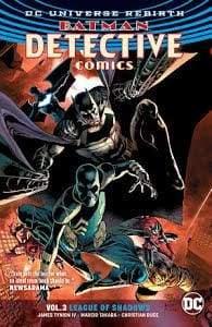 Image BATMAN DETECTIVE TP VOL 03 LEAGUE (REBIRTH)