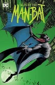 Image BATMAN TALES OF THE MAN BAT TP