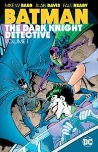 Image BATMAN THE DARK KNIGHT DETECTIVE TP VOL 01