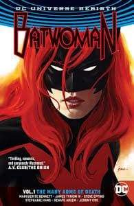 Image BATWOMAN TP VOL 01 THE MANY ARMS OF DEATH (REBIRTH)
