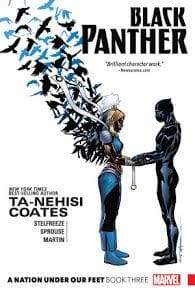 Image BLACK PANTHER TP BOOK 03 NATION UNDER OUR FEET