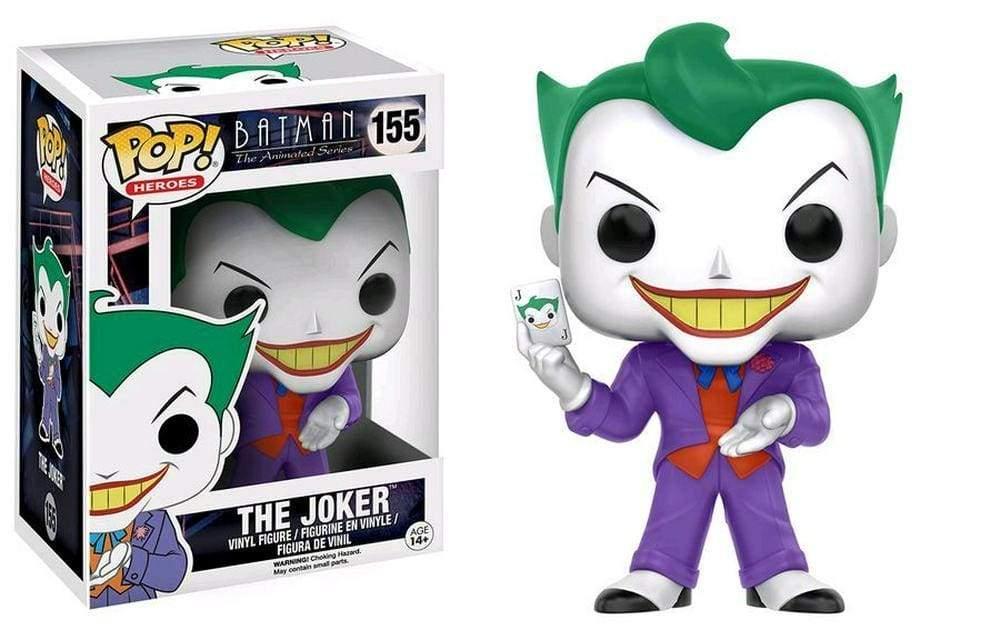 Image Batman Animated Series - Joker Pop!