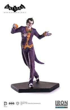 Image Batman: Arkham Knight - Joker 1:10 Scale Statue