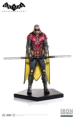 Image Batman Arkham Knight - Robin 1:10 Statue