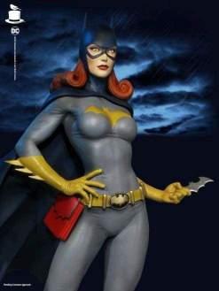 Image Batman - Batgirl Super Powers Maquette