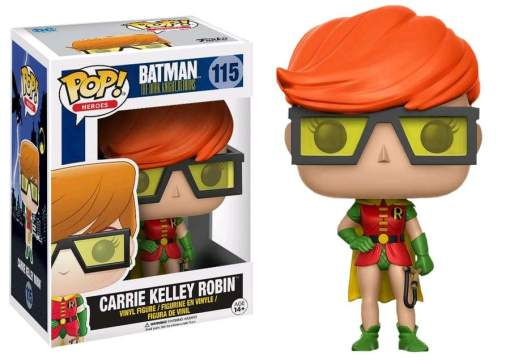 Image Batman DKReturns - Carrie Kelley Robin Pop! !E RS
