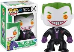 Image Batman - Joker Black Suit Pop!