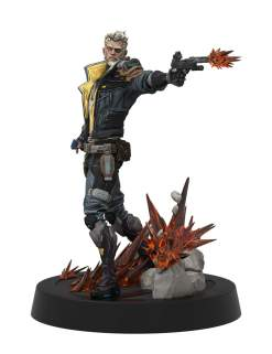 "Image Borderlands 3 - Figures of Fandom: Zane 10"" Figure"