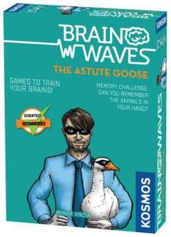 Image Brain Waves the Astute Goose