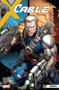 Image CABLE TP VOL 01 CONQUEST