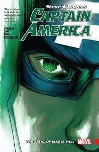 Image CAPTAIN AMERICA STEVE ROGERS TP VOL 02 TRIAL OF MARIA HILL