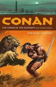 Image CONAN TP VOL 03 TOWER OF THE ELEPHANT & STORIES