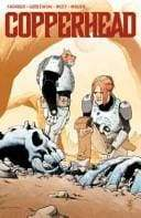 Image COPPERHEAD TP VOL 01 A NEW SHERIFF IN TOWN