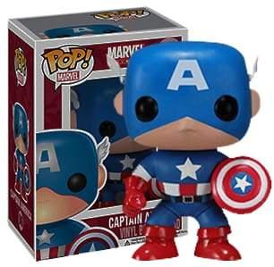 Image Captain America - Pop!