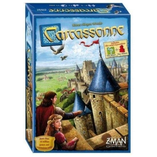 Image Carcassonne 2nd Edition