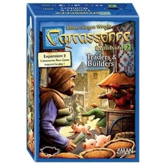 Image Carcassonne Builders & Traders Expansion