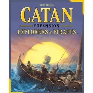 Image Catan - Explorers & Pirates Board Game Expansion