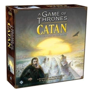 Image Catan Game of Thrones