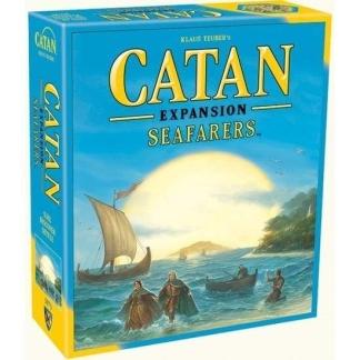 Image Catan - Seafarers Board Game Expansion