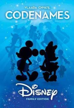 Image Codenames Disney Family Edition