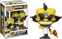 Image Crash Bandicoot - Neo Cortex Pop! Vinyl