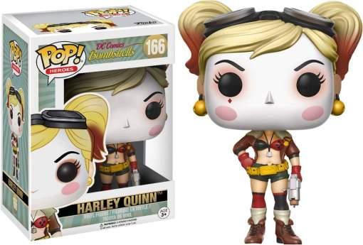 Image DC Bombshells - Harley Pop!
