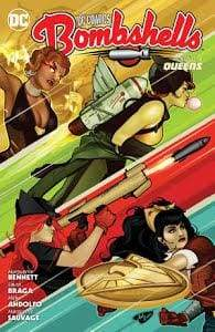 Image DC COMICS BOMBSHELLS TP VOL 04 QUEENS