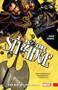 Image DOCTOR STRANGE TP VOL 01 WAY OF WEIRD