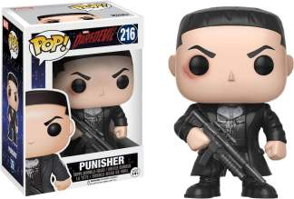 Image Daredevil - Punisher Pop!