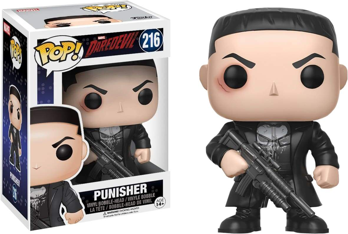 Daredevil – Punisher Pop!