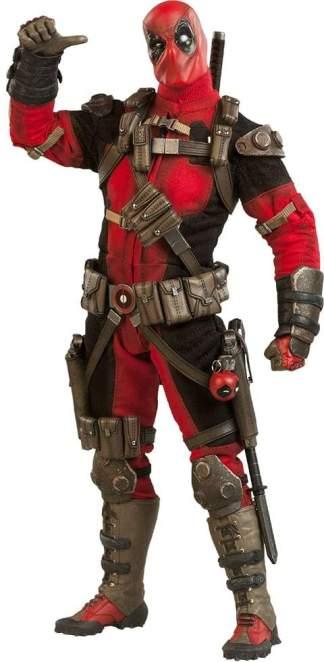Image Deadpool - 1:6 Figure